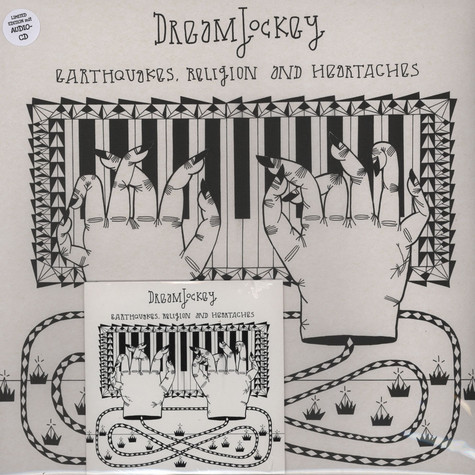 Dreamjockey - Earthquakes, Religion And Heartaches