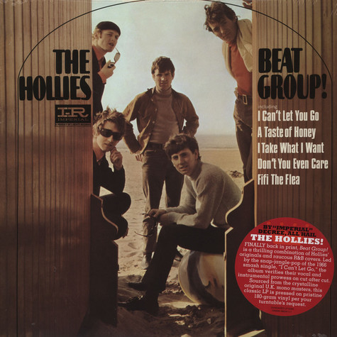 Hollies, The - Beat Group!