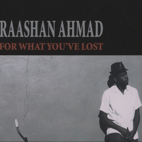Raashan Ahmad of Crown City Rockers - For What You've Lost Japan Edition