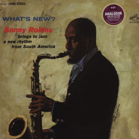 Sonny Rollins - What's New