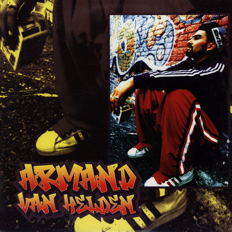 Armand Van Helden - Witch Doktor