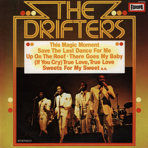 Drifters, The - The Drifters
