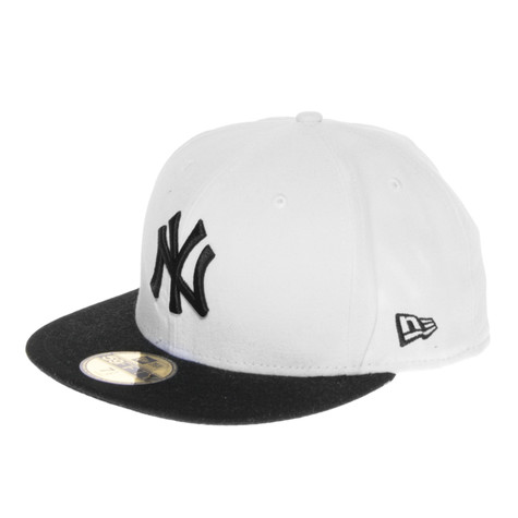 New Era - New York Yankees Basic Cont Visor Cap