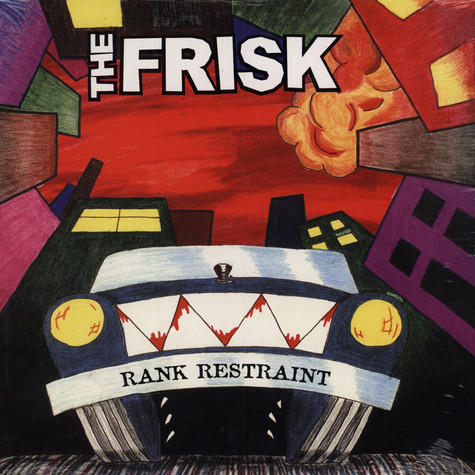 Frisk, The - Rank Restraint