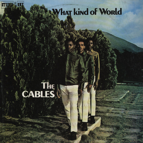 Cables, The - What Kind Of World