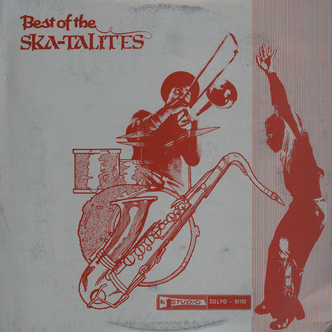 Skatalites - Best Of The Skatalites