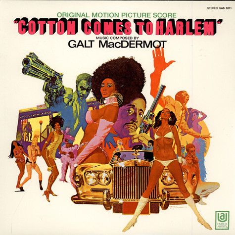 Galt MacDermot - OST Cotton Comes To Harlem