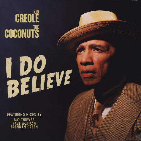 Kid Creole & The Coconuts - I Do Believe Remixes