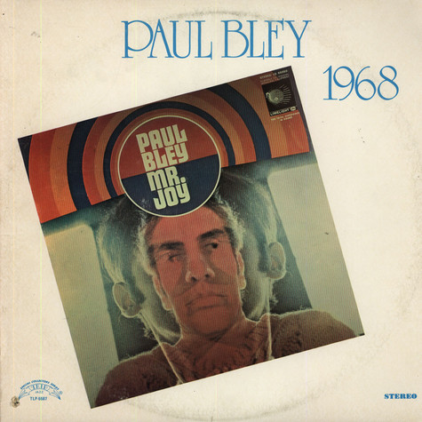 Paul Bley - Mr. Joy
