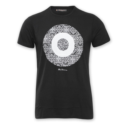 Ben Sherman - SS Crew Neck T-Shirt