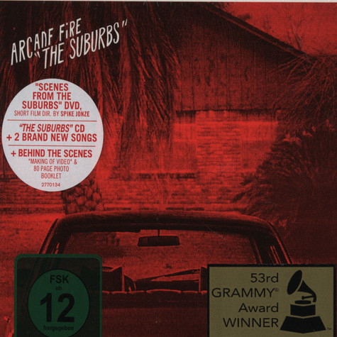 Arcade Fire - The Suburbs / Scenes from the Suburbs