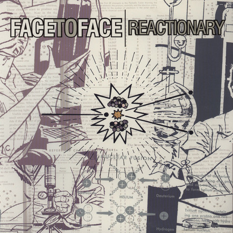 Face To Face - Reactionary