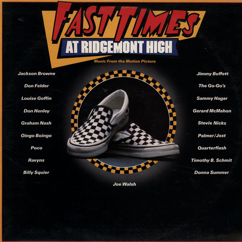 V.A. - OST Fast Times At Ridgemont High