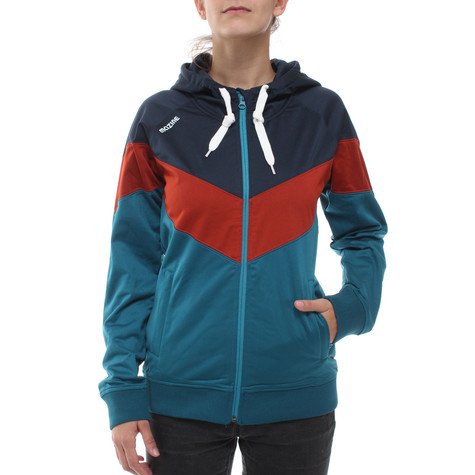 Mazine - Raven Hooded Women Track Top