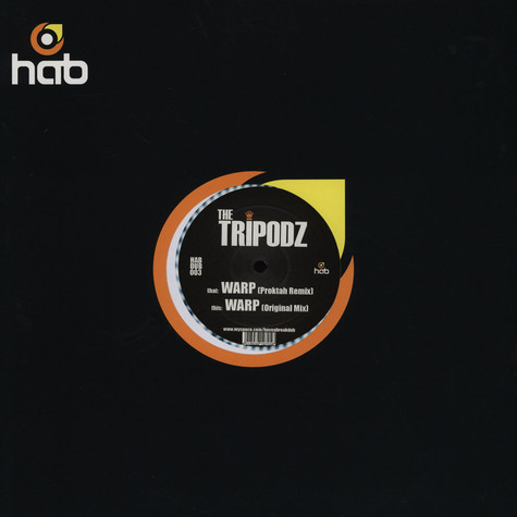 Tripodz, The - Warp Proktah Remix