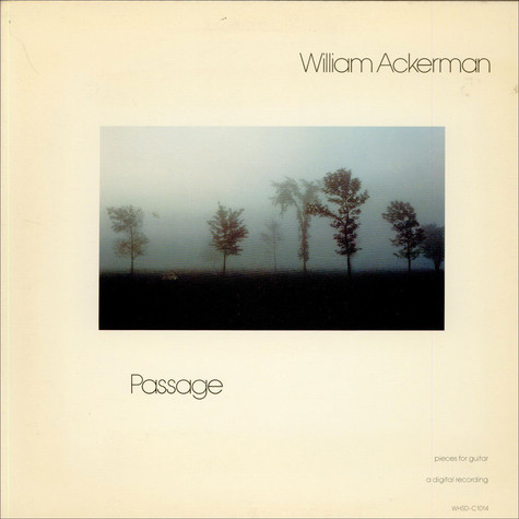 William Ackerman   - Passage