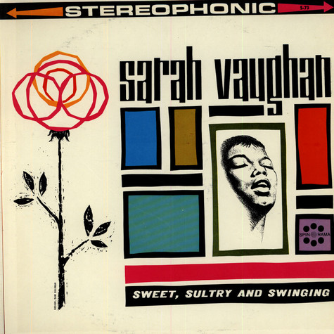 Sarah Vaughan - Sweet, Sultry And Swinging