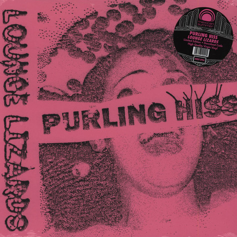 Purling Hiss - Lounge Lizards