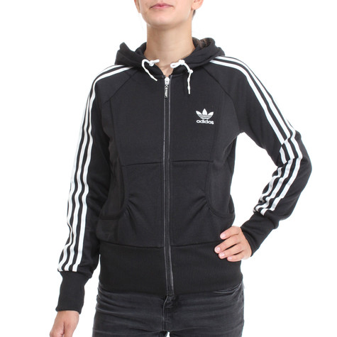 adidas - Logo Women Zip-Up Hoodie