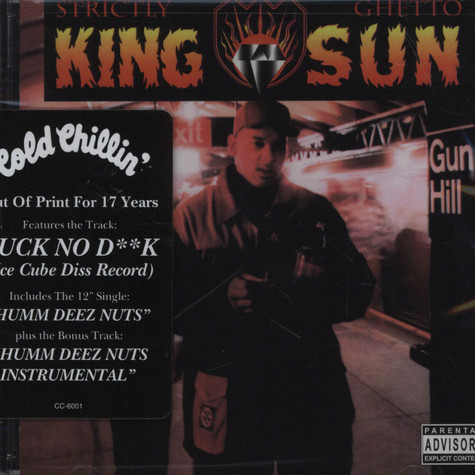 King Sun - Strictly Ghetto