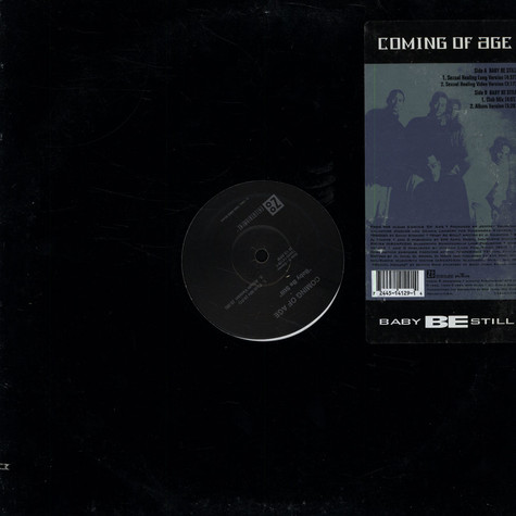 Coming Of Age - Baby be Still