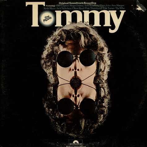 Who, The - Tommy - Original Soundtrack Recording