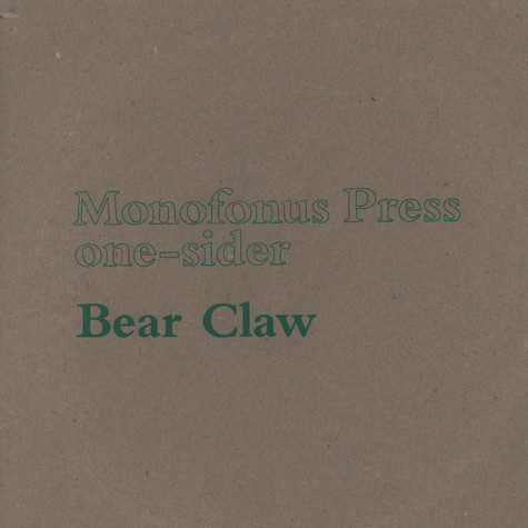 Bear Claw - Needle And Thorn - One Sider