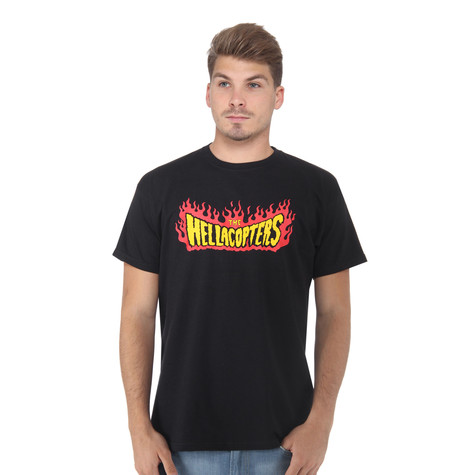 Hellacopters, The - Flames T-Shirt