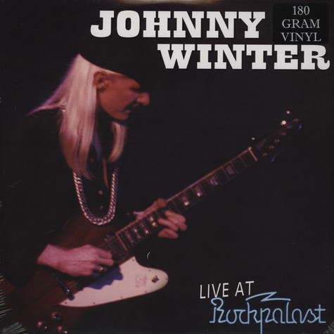 Johnny Winter - Live Rockpalast 1979
