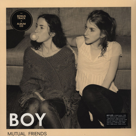 Boy - Mutual Friends