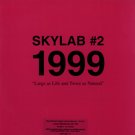 Skylab - Skylab #2 (1999: Large As Life And Twice As Natural)