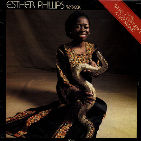 Esther Phillips with Beck - What A Difference A Day Makes