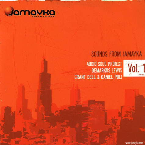 V.A. - Sounds From Jamayka Vol. 1