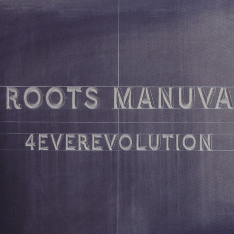 Roots Manuva - 4Everevolution