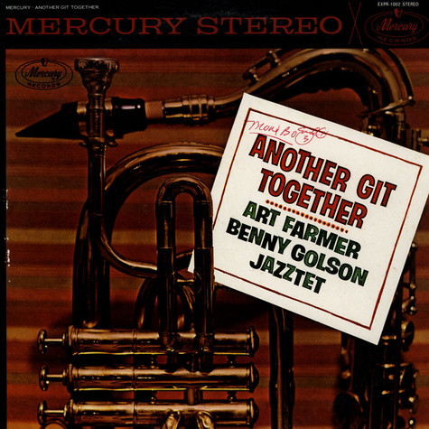 Jazztet, The - Another Git Together