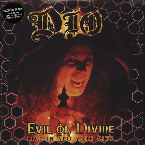 Dio - Evil Or Divine - Live In NYC