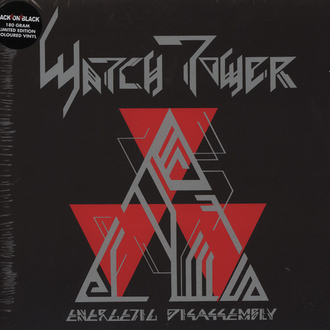 Watchtower - Energetic Dissassembly