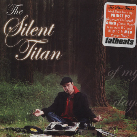 Silent Titan, The - For The Rest Of My Days.