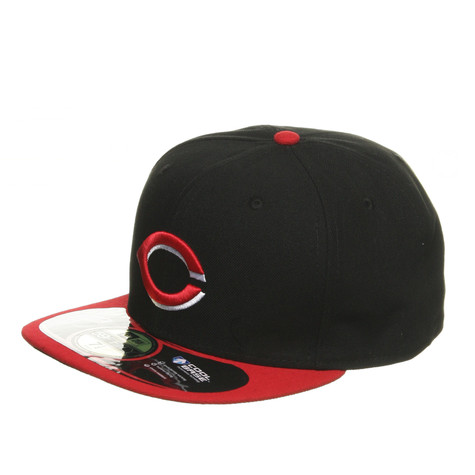 New Era - Cincinnati Reds Authentic 5950 Performance Cap