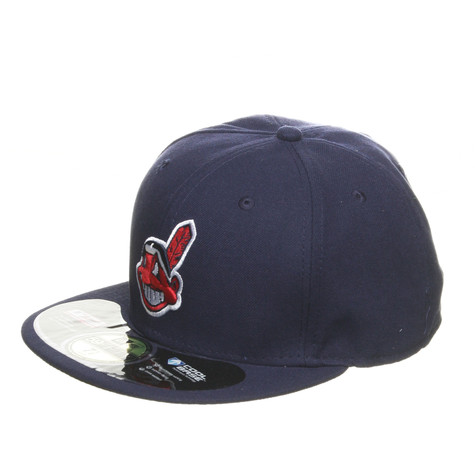 New Era - Cleveland Indians MLB Authentic 59Fifty Cap