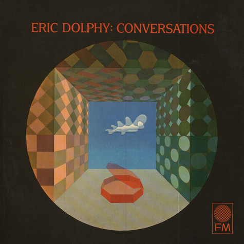 Eric Dolphy - Conversations