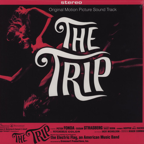 V.A. - OST - The Trip
