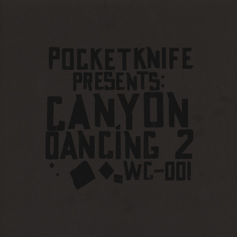 Pocketknife - Canyon Dancing Volume 2