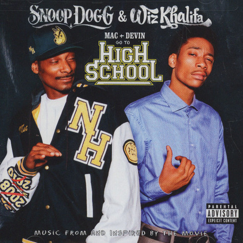 Snoop Dogg & Wiz Khalifa - Mac & Devin Go To High School