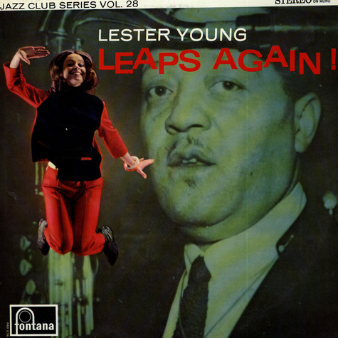 Lester Young - Lester Young Leaps Again