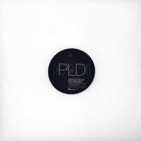 Ian Pooley - Groove Me The Remixes