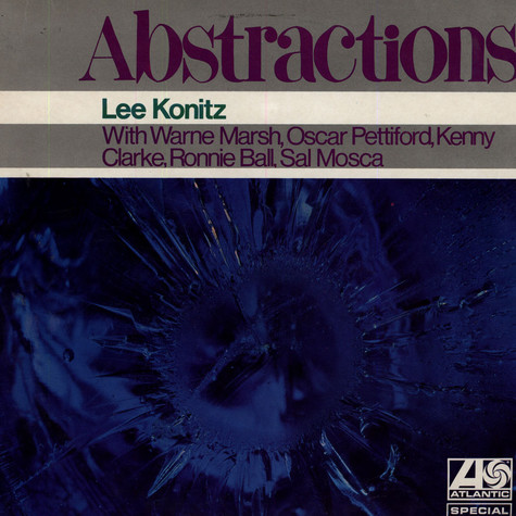 Lee Konitz - Abstractions