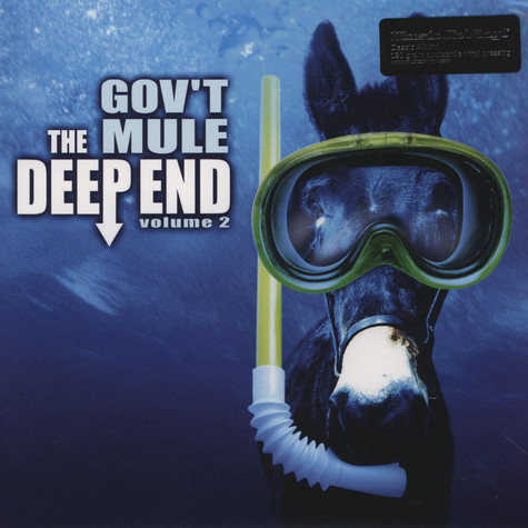 Gov't Mule - Deep End Volume 2