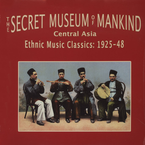 V.A. - Secret Museum Of Mankind - Central Asia