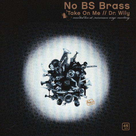 NO BS! Brass Band - Take On Me